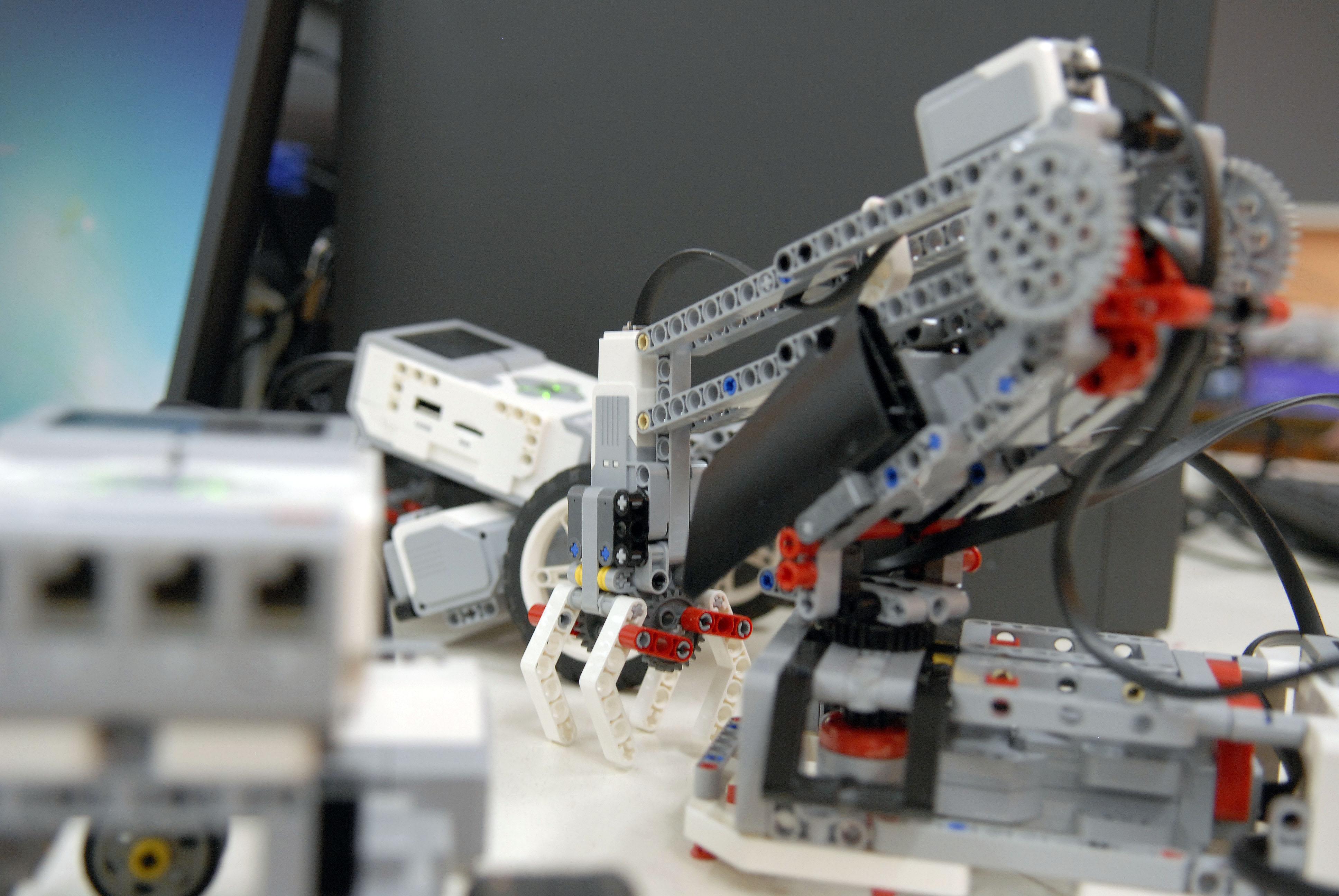 Brise Robot Dsc